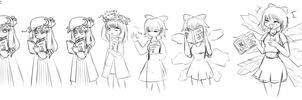TF sequence Touhou edition by Hakaso