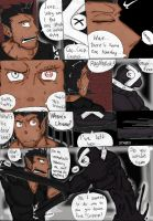 Free Hostile Takeover Pg 1 by haggith