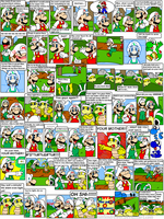 super mario bros page 33 by Nintendrawer