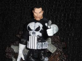 The Punisher by IronCobraAM