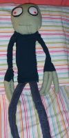 Salad Fingers Doll by Wooferz