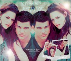 Kristen and Taylor by vaLeryaDesigns