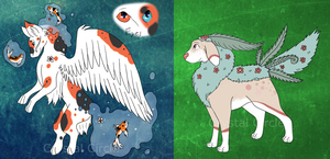 Koi and garden dogs-Auction (points only) Closed! by CrystalCircle