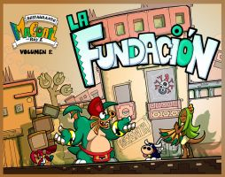 La fundacion by FlintofMother3