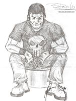 Punisher from Work by NexusDX