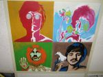 """Beatles """"One"""" by schawah"""
