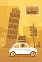Pisa Tower by Coolgraphic