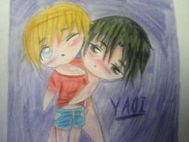 yaoi couple by AshlyChan