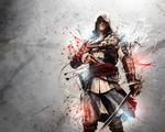 Assassin's creed 4 wallpaper by matrix2525
