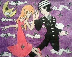 Soul Eater/Love Conquers All by CharizardAngel86