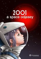 2001: A Space Odissey by Irene-Rodriguez