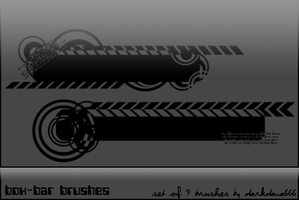 brush set box-bar by darkdana666
