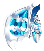 :AT: Beautiful Dragon Angel by Captain-LaDue