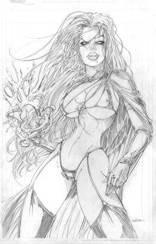 Lady Death by coolbeanfive