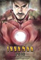 IRON MAN by JUN-KAMIJO