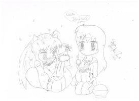 Carving Pumpkins by Blue-eyed-girl-23