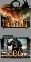 TheHobbit The Battle of the FiveArmies folder icon by Andreas86