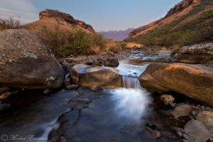 Between Boulders by MorkelErasmus