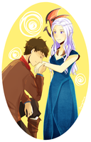 Merlin x GoT by OrangeMouse