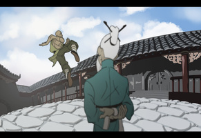 The Legend Of Pai Mei by KevinHarrell