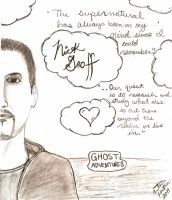 Nick Groff of Ghost Adventures by HurricaneAutumn