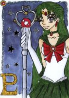 Sailor Pluto by Himmelsblau