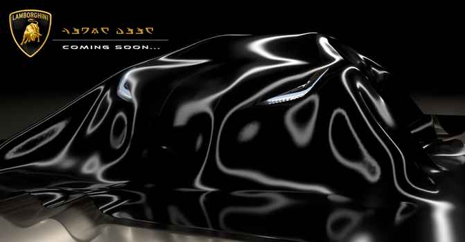 Lamborghini Coming Soon.2 by Birmelini