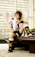 Pit: Kid Icarus! -Smile by denni-cosplay