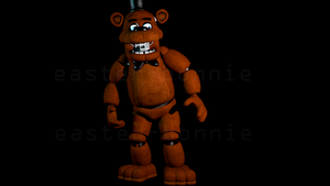 Freddy V6 Completed! by TickTockGJ