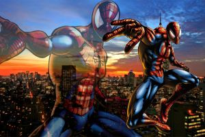 MvC Spider-man by ighor5