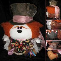 Mad Hatter Poochie by daphnetails