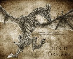 Skyrim Blood Dragon by 8TwilightAngel8