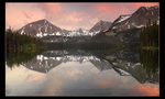 Davis Lake Sunset by narmansk8