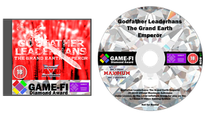 Godfather Leaderhans Game-Fi Diamond Award by LevelInfinitum