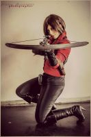Ada Wong Resident evil 6 by Michela1987