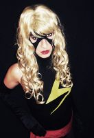 Ms Marvel Cosplay 5 by ozbattlechick