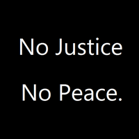 No Justice! No Peace! by HandmadEverything