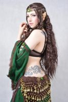 STOCK - Elven Bellydancer by Apsara-Art