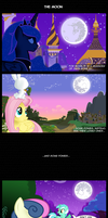 The ____ in the moon by tamalesyatole