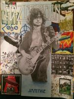 Jimmy Page by ThunderSpartan149