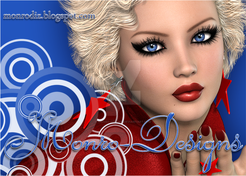 my page by Monro-Designs