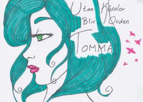 Tomma Ord by Paakil