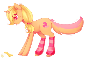.:+Puppy by Apple-Paw-chan
