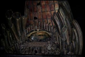 Davy Jones' Organ II by Astranyx