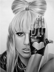 Lady gaga! by AnimeLoverr10
