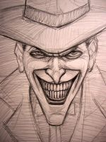 Joker sketch by myconius