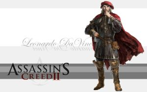 Assassin's Creed 2 - DaVinci by Blizzfan98