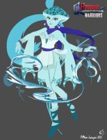 Hyrule Warriors ~ Princess Ruto by miss-lollyx-33