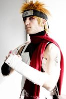 Naruto Cosplay- ready to fight by SenninUzumaki