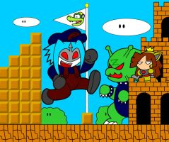 Super Zet Bros by KingMonster